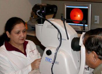 Digital Fundus Camera NeoVision Eye Center