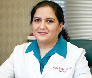 Dr. Shobha Tandon from NeoVision Eye Center