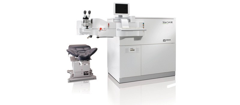 VISX Star S4 Excimer Laser LASIK Technology
