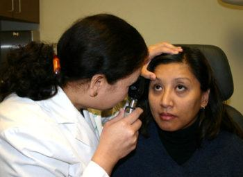 Direct Ophthalmoscope at NeoVision
