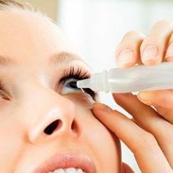 Eye inflamation eye drops