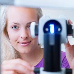 Eye technology at NeoVision Eye Center