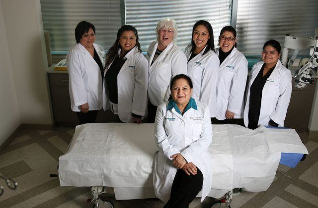 Neovision Eye Center Staff