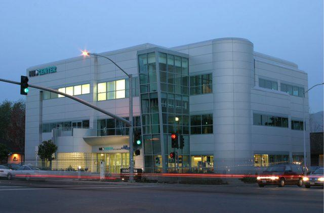 Neovision Eye Center Office Building