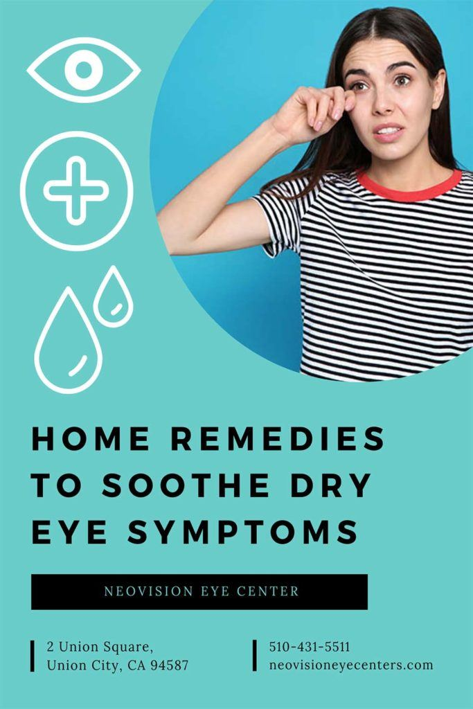 Home Remedies to Soothe Dry Eye Symptoms